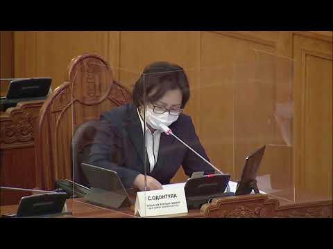 Ц.Туваан: Иргэд богино хугацаанд санхүүгийн  асуудлаа шийдүүлэх хүсэлтэй байна