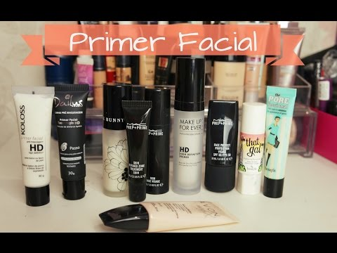 Primer Facial – MAC | MAKEUP FOREVER | BENEFIT | DAILUS e mais