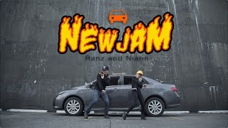 Video Ranz and Niana - New Jam (Lyric Video)   #NewJamChallenge MP3, 3GP, MP4, WEBM, AVI, FLV Februari 2018