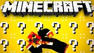 Minecraft Modded Minigame: LUCKY BLOCK WALLS! - w/Preston&Friends!