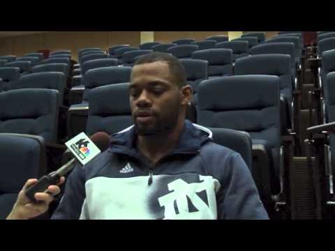 George Atkinson III Interview 8/28/2013 video.