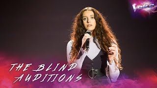 Blind Audition: Liv Bevan sings Goodbye Yellow Brick Road | The Voice Australia 2018