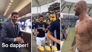 LA Galaxy Snapchat videos posted on October 30th 2016 Subscribe for daily uploads of all your favourite Celebrity Snapchats Follow me on Twitter: ...