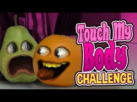 Video Annoying Orange - Touch My Body Challenge! download in MP3, 3GP, MP4, WEBM, AVI, FLV January 2017