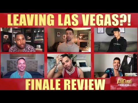 Drag Race: Vegas Revue - Ep.6 - Leaving Las Vegas - Review