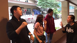 Video Ngintip Chandraliow, Rizky Febian & Sheryl Sheinafia Latihan Dance SWEET TALK MP3, 3GP, MP4, WEBM, AVI, FLV Desember 2017