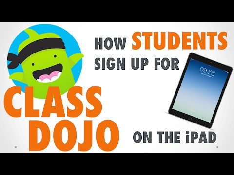 How Students Sign Up For Class Dojo