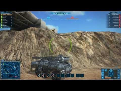 MetalWarOnline с Генералом Владимиром - 1 - Пустынная артиллерия