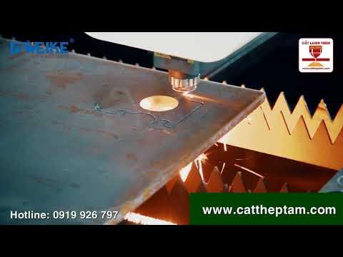 Nhận cắt laser kim loại hcm
