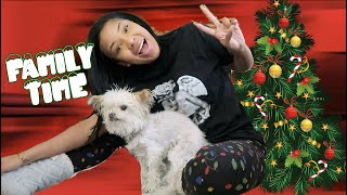 VLOGMAS DAY 2: BACK HOME FOR THE HOLIDAYS by Ms Aaliyah Jay