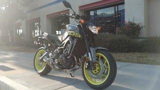 5. 2016 Yamaha FZ-09