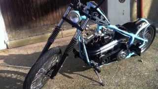 Nonton chopper Harley