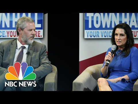 Jerry Falwell Jr. Reportedly Resigns As Liberty University's President | NBC Nightly News