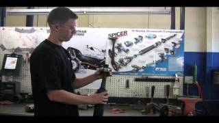 9. PTI How To Replace Carrier Bearing