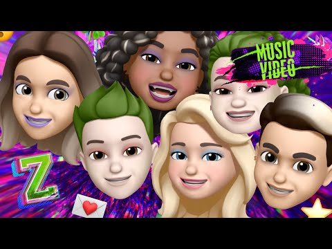 One For All Memoji 🥳   Music Video   ZOMBIES 2   Disney Channel