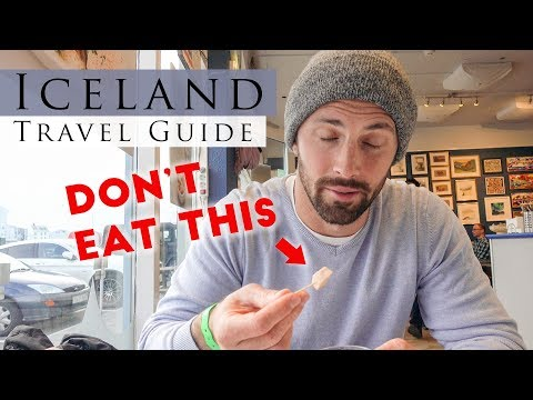 No BS Iceland Travel Guide - Best Things to do in Iceland (видео)