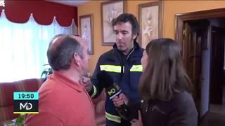 Campaña de protección de hogares de personas mayores de Bomberos Alcorcón