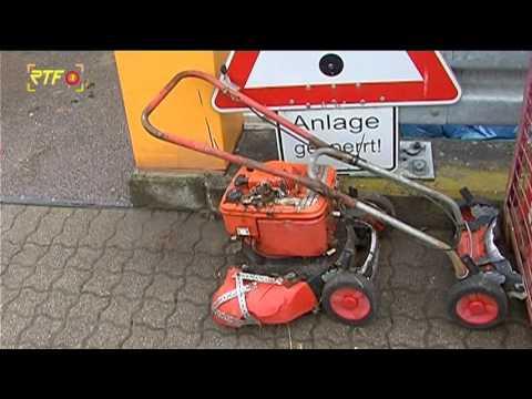 Flotte Feger in Reutlingen – Reutlingen wieder sauber