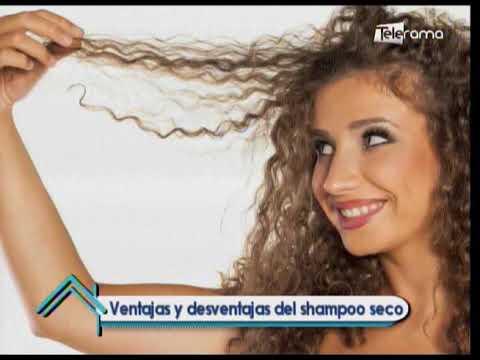 Ventajas y desventajas del shampoo seco