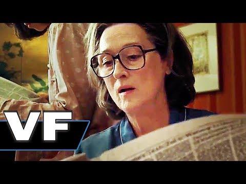 PENTAGON PAPERS Nouvelle Bande Annonce VF ✩  Meryl Streep, Steven Spielberg, Thriller (2018)