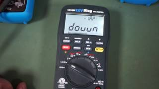 A demo of how the SD card firmware update works on the 121GW multimeter.Update, yes, it robust enough to handle taking out the SD card during the download.