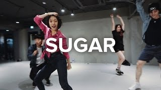 Video Sugar - Maroon 5 / Lia Kim Choreography MP3, 3GP, MP4, WEBM, AVI, FLV Maret 2018