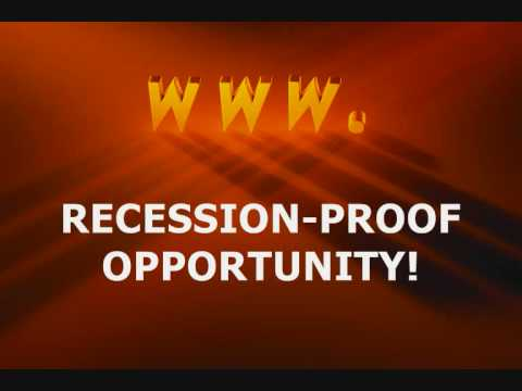 Home Business Ideas | Recession Proof Online Business!