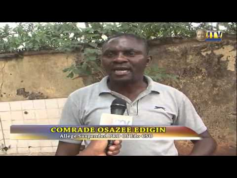Crisis In Edo CSO Deepens As Accusation And Counter Accusation Trail Suspension Of Members