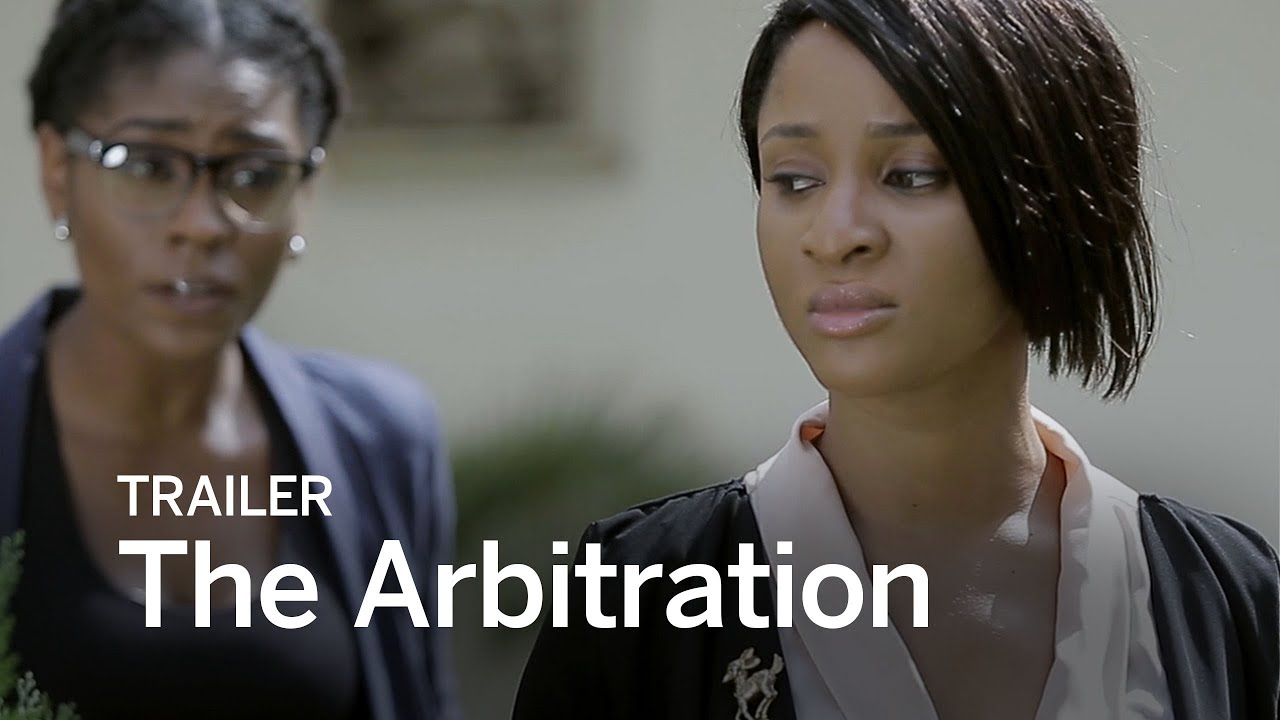 Lust, Betrayal & and the Price of Ambition. Watch trailer for Nigerian Courtroom Drama 'The Arbitration' TIFF Premiere