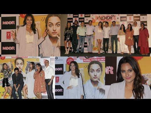 UNCUT: Sonakshi Sinha | Kanan Gill | Shibani Dandekar At Trailer Launch Of Film Noor