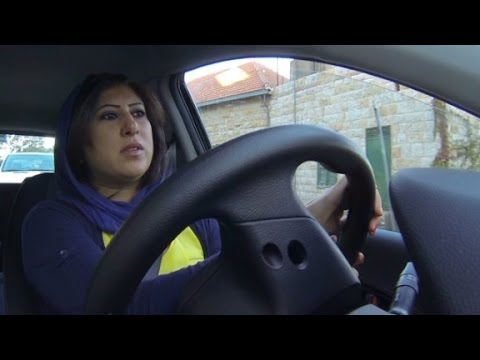 Women drive for change in Saudi Arabia
