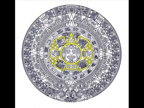 the aztecs - stone of the fifth sun