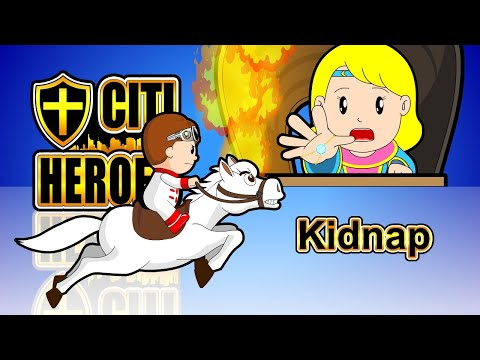 "Citi Heroes EP107 ""Kidnap"""