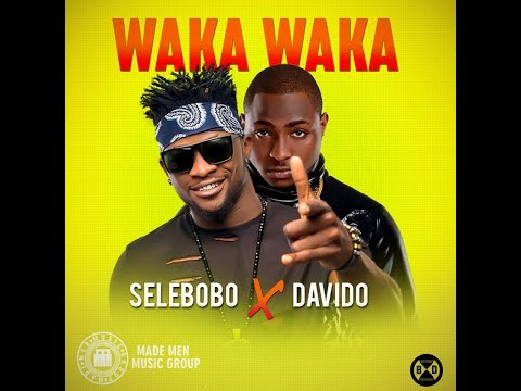 Selebobo - Waka Waka (Official Instrumental fl studio 12) ft. Davido