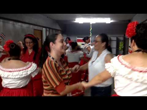 Mes de la Patria, Heredia, Costa Rica. 2-8-2013