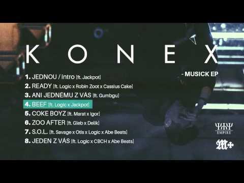 KONEX (YYY) - BEEF ft. LOGIC (YYY) x JACKPOT (YYY) (prod. by Konex) [MUSICK EP]