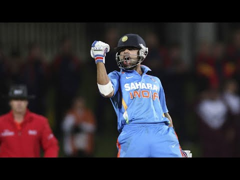 Sri Lanka vs India, Match 11, Hobart, CB Series, 2012 - Short Highlights (HD)
