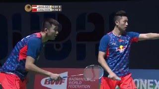 Video Dubai World Superseries Finals 2015 | Badminton F M5-MD | Ahs/Set vs Chai/Hong MP3, 3GP, MP4, WEBM, AVI, FLV Agustus 2018