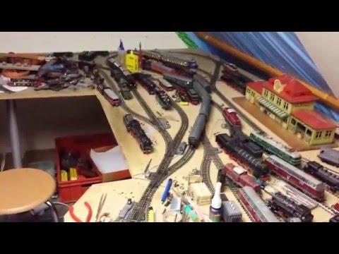 TRIX Express - Der preußische Glaskasten mit den kurzen Vorkriegs-Wagen 20/101 und 20/103