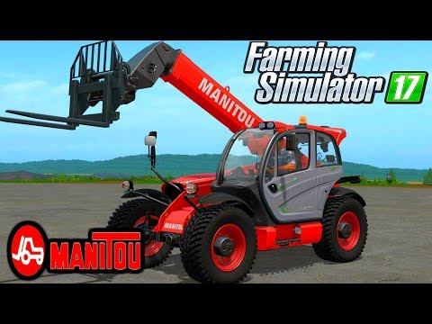 Manitou MLT840 Pack DH by BC6
