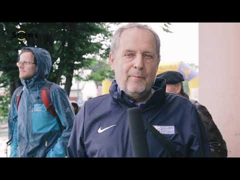 Závod ve sportovní chůzi o pohár starosty města 2019