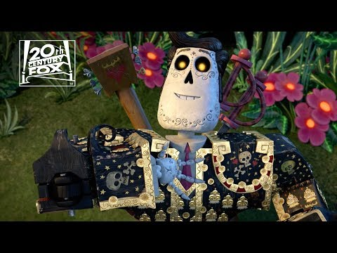 "The Book of Life | ""Welcome To The Land of The Remember"" Clip 