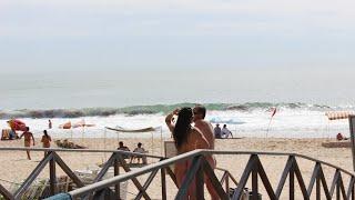 Praia do Pinho Nude beach - Entrevistas exclusivas com adeptos do Naturismo.