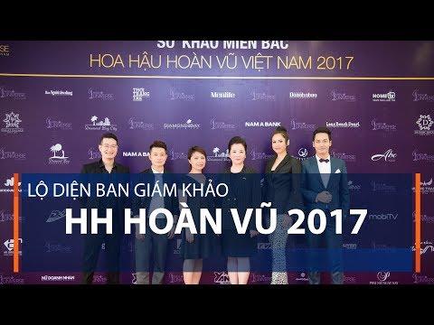 Lộ diện ban giám khảo HH Hoàn vũ 2017 | VTC1 - Thời lượng: 66 giây.