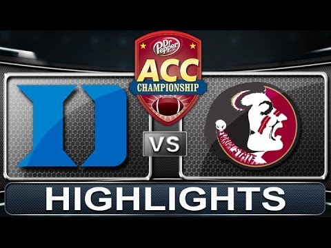 Florida - Congratulations to the Florida State Seminoles as they win their 2nd straight ACC Championship. The Noles beat the Duke Blue Devils 45-7 and will play next i...