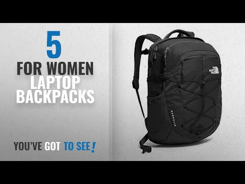 Laptop Backpacks For Women [2018 Best Sellers]: The North Face Women's Borealis Backpack - TNF Black