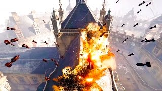 Battlefield 1 64 Man Epic Destruction - BF1 Multiplayer gameplay The DooM49ers