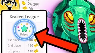 Agar.io Mobile NEW UPDATE '' Weekly Leaderboard '' FREE DNA l AGARIO NEW SKINS BEST SOLO DESTROYING Agario...