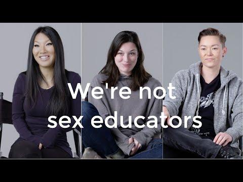 Porn Stars Stoya, Asa Akira & More on Sex Education | Iris