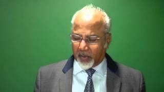 V M Ramalingam Speaks! VRUDDHI